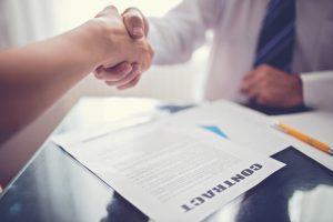 hợp đồng thương mại