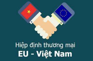 Hiệp đinh thương mại VN-EU